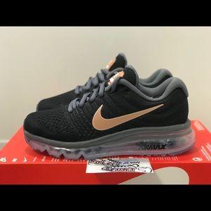 NEW Nike Air Max 2017 Running Shoes Vapormax React